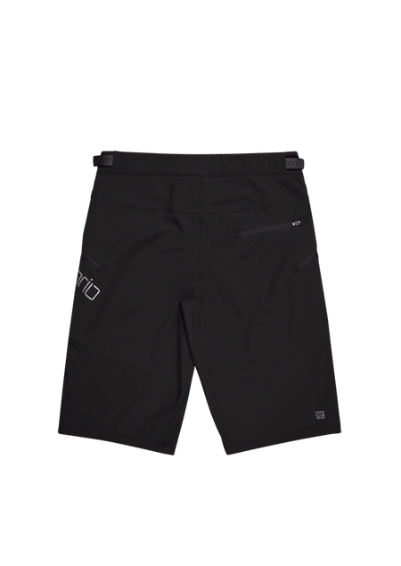 Sombrio Men's Pinner Shorts, Black Alt (36000M)