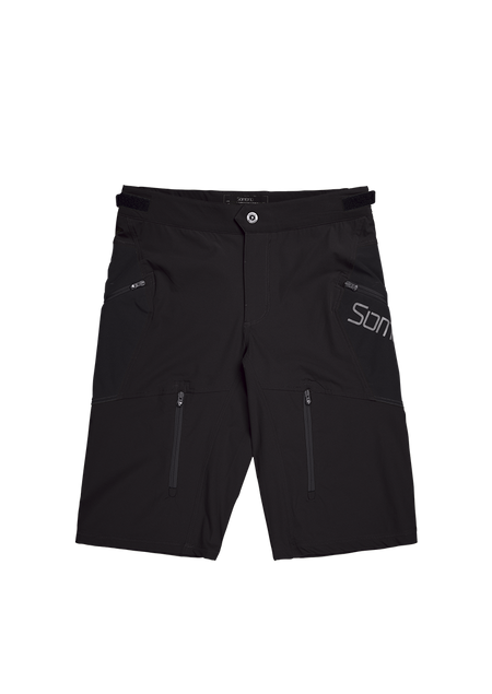 Sombrio Men's Pinner Shorts, Black (36000M)