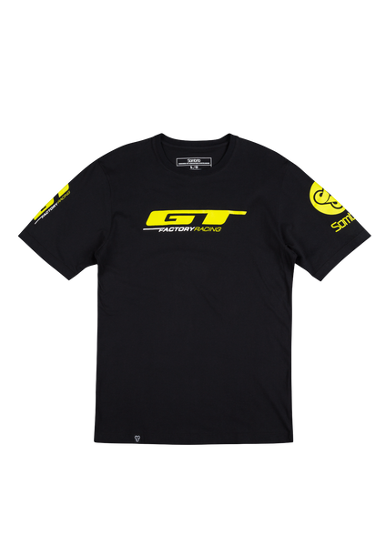 Sombrio Men's GTFR 17 Men`s Tee, GT Factory Racing (G050030M)