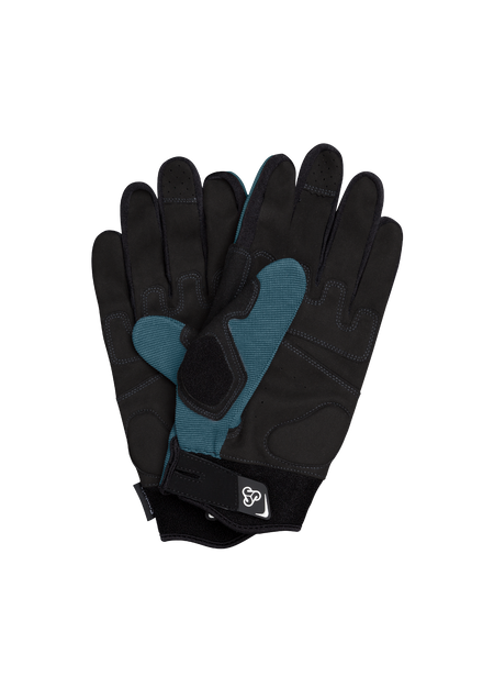Sombrio Men's Cartel Gloves, Pacific Teal Alt (91000M)