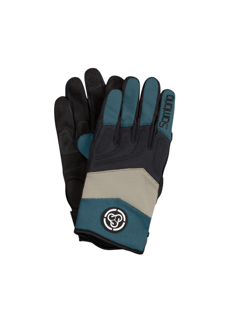 Sombrio Men's Cartel Gloves, Pacific Teal (91000M)