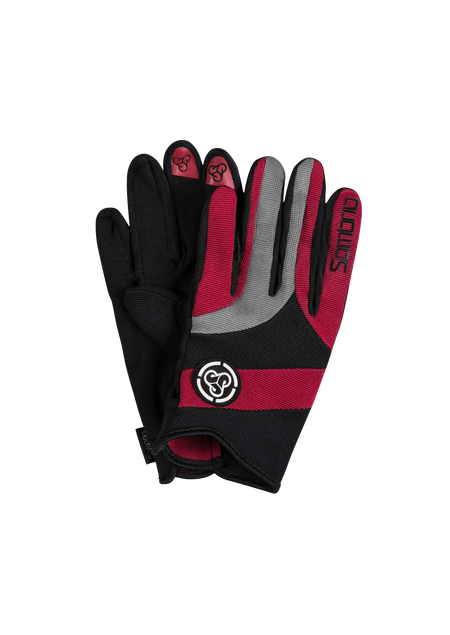Sombrio Men's Prodigy Gloves, Deep Red (91001M)