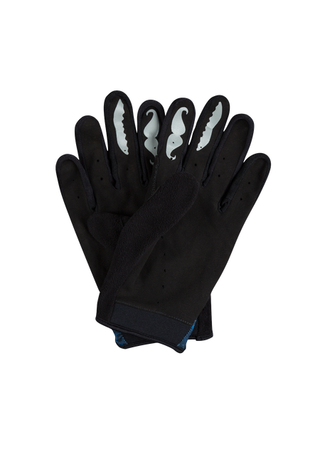 Sombrio Men's Spun Gloves, Dark Night Forest Creatures Alt (91002M)