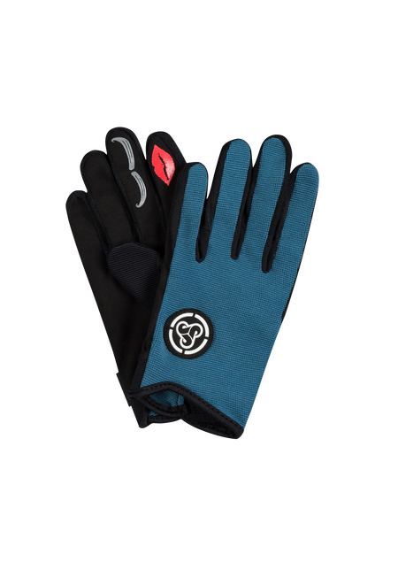Sombrio Women's Lily Gloves, Pacific Teal (91003W)
