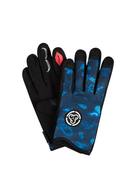 Sombrio Women's OSO Gloves, Dark Night Forest Creatures (91004W)