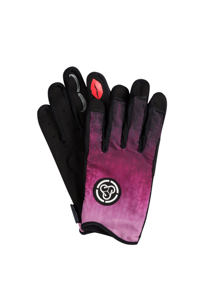 Sombrio Women's OSO Gloves, Fig Tie Dye (91004W)