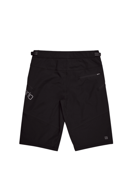 Sombrio Men's Pinner Shorts, Black Alt (B360000M)