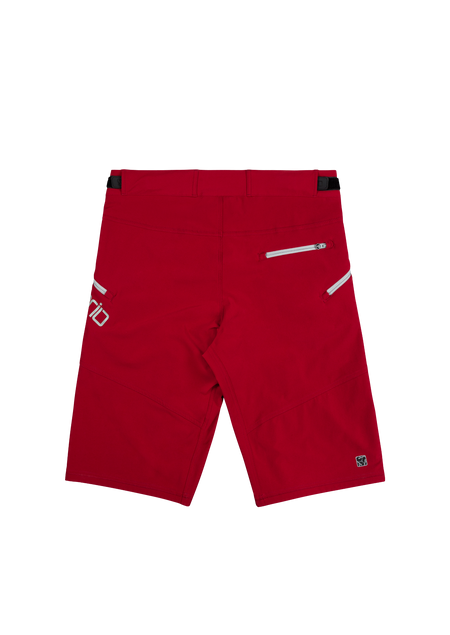 Sombrio Men's Pinner Shorts, Deep Red (B360000M)