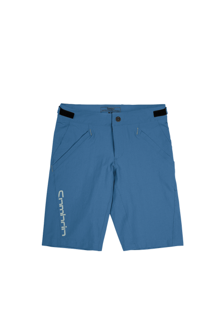 Sombrio Women's V`al Shorts, Pacific Teal (B360080F)