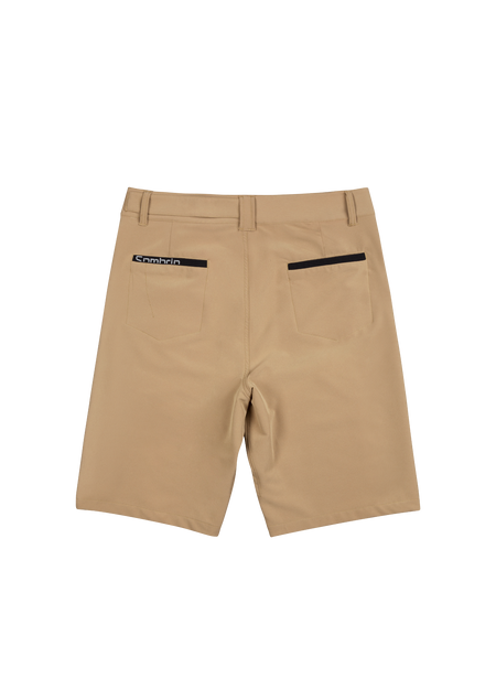 Sombrio Men's Cambie Shorts, Sand Alt (B360400M)