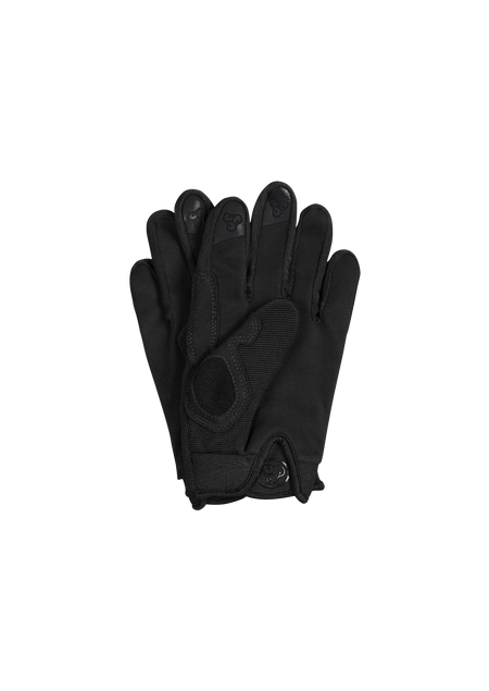Sombrio Kids Groms Prodigy Gloves, Black Alt (B880000J)