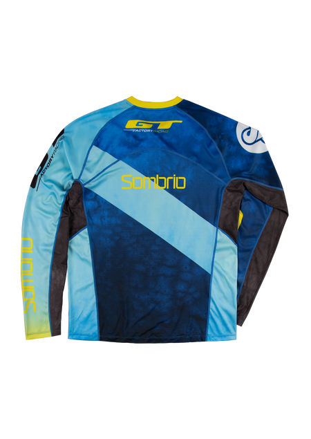 Sombrio Men's GTFR Replica Jersey, 2018 GTFR Graphic Alt (G069050M)