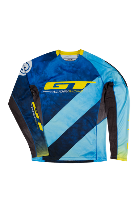 Sombrio Men's GTFR Replica Jersey, 2018 GTFR Graphic (G069050M)