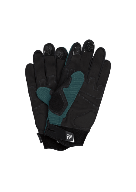 Sombrio Men's Cartel Gloves, Deep Jade Alt (91000M)