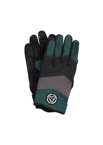 Sombrio Men's Cartel Gloves, Deep Jade (91000M)