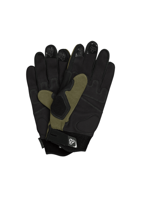 Sombrio Men's Cartel Gloves, Moss Alt (91000M)