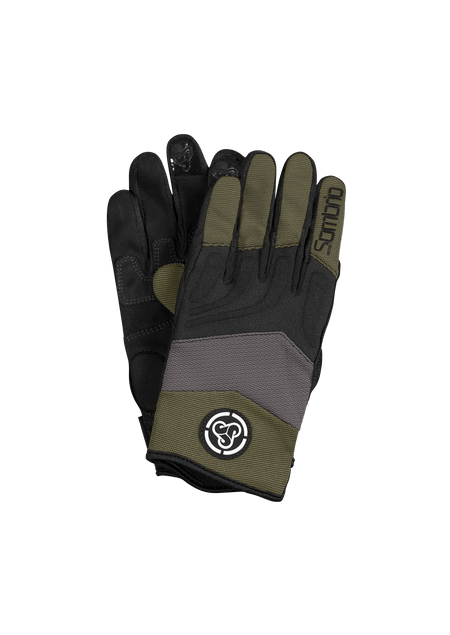 Sombrio Men's Cartel Gloves, Moss (91000M)