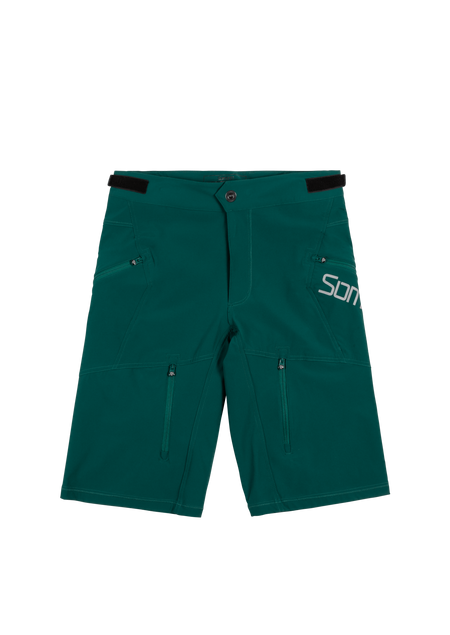 Sombrio Men's Pinner Shorts, Deep Jade (B360000M)
