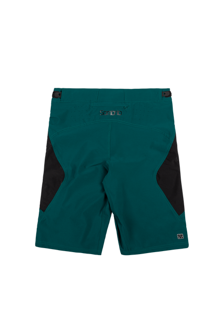 Sombrio Men's Highline Shorts, Deep Jade Alt (B360040M)