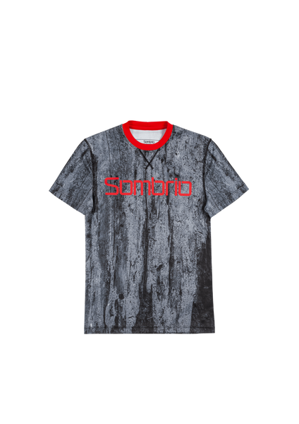 Sombrio  Groms Renegade Jersey, Grey Bark (B850000J)