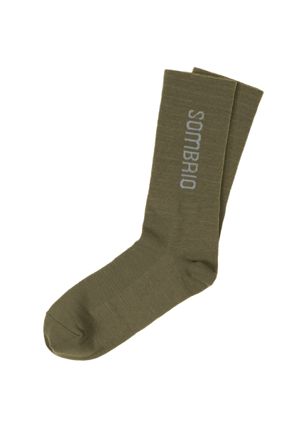 Sombrio Women's Trophy Socks, Moss (B940100F)
