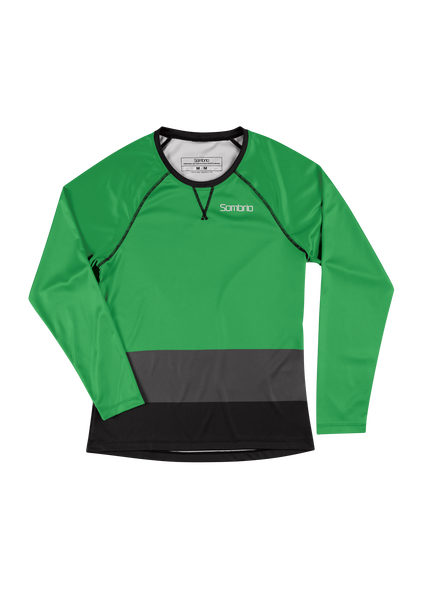 Sombrio Custom Alder L/S Jersey - Colour Block, Amazon (CJ31F_LS_CLR)