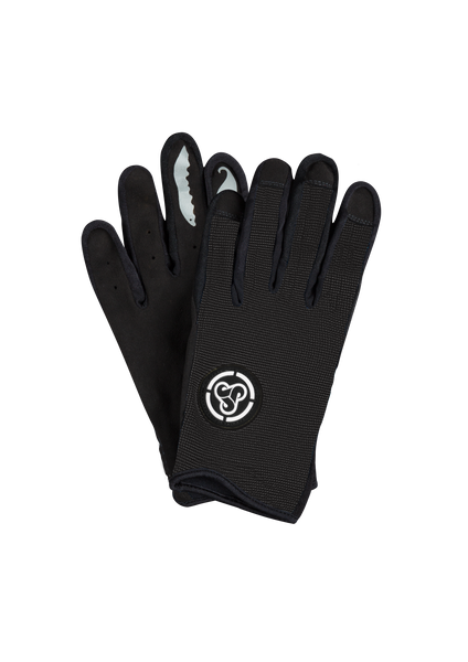 Sombrio Men's Spun Gloves, Black (91002M)