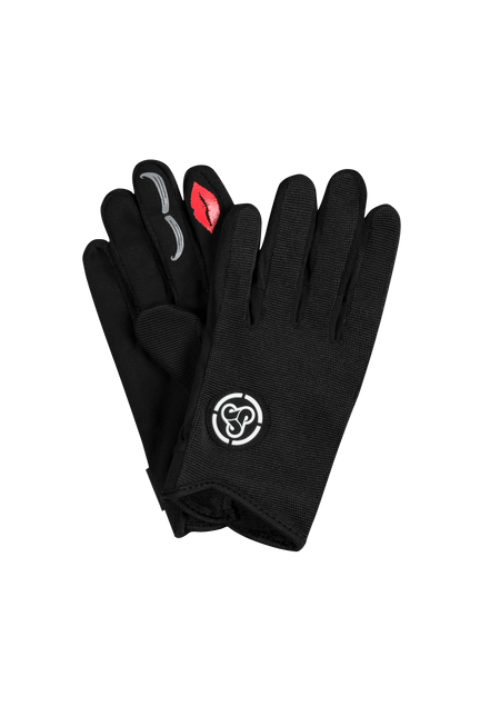 Sombrio Women's Lily Gloves, Black (91003W)