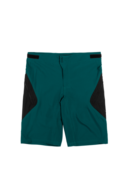 Sombrio Men's Highline Shorts, Deep Jade (B360040M)