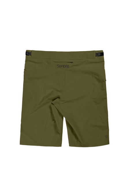Sombrio Men's Highline Shorts, Moss Alt (B360040M)
