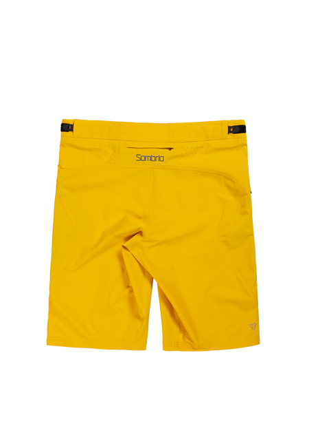 Sombrio Men's Highline Shorts, Mustard Alt (B360040M)