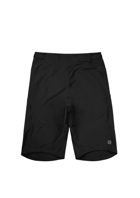 Sombrio Men's Badass Shorts, Black Alt (B360130M)