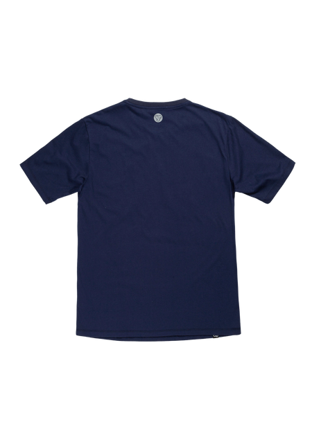 Sombrio Men's Stock Tee, Gray Creature Alt (B500100M)