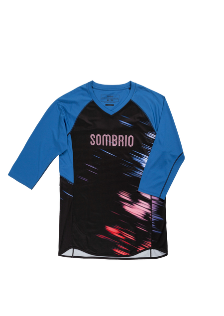 Sombrio Women's Vista Jersey, Coho Tunnel (B590100F)