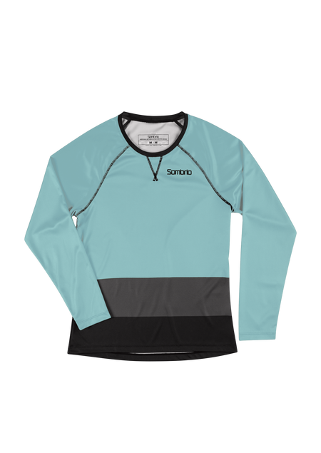 Women's Custom Alder Jersey - Colour Block