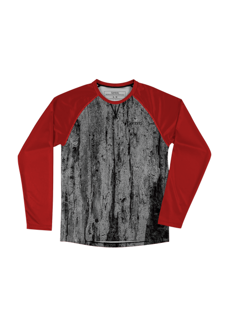 Sombrio Custom Groms Chaos L/S Jersey - Print, Risk (CJ32J_LS_PRT)