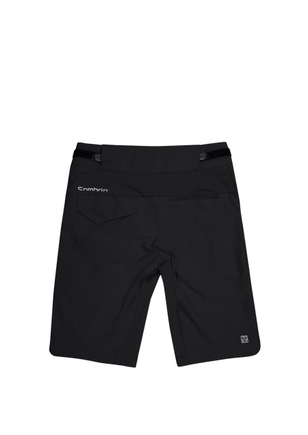 Sombrio Women's Summit Shorts, Black Alt (36014W)