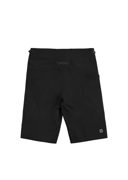 Sombrio Men's Highline Shorts, Black Alt (B360040M)