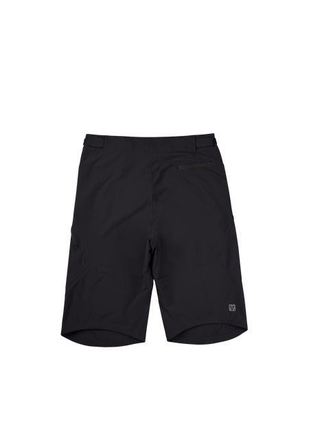 Sombrio Kids Groms Badass Shorts, Black Alt (B840010J)