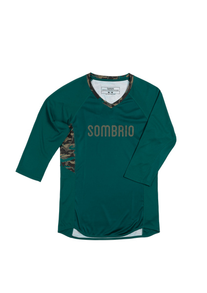 Sombrio Women's Vista Jersey, Trade Camo (B590100F)
