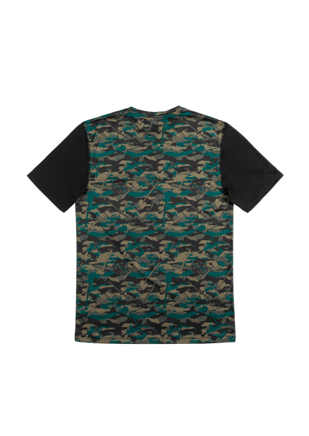 Sombrio Men's Renegade Jersey, Trade Camo Alt (B592020M)
