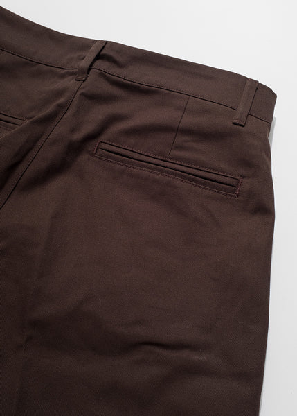 Club Pant - Brown