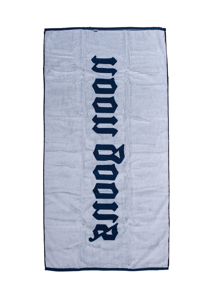 OE Beach Towel - Blue