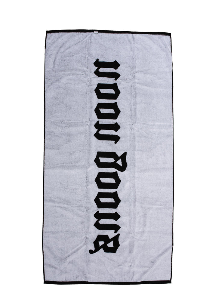 OE Beach Towel - Black