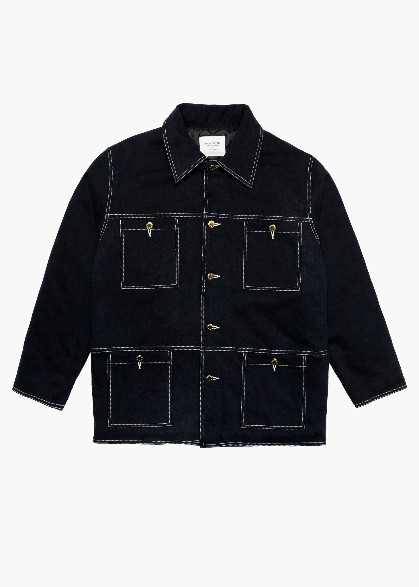Oxnard Chore Coat - Navy