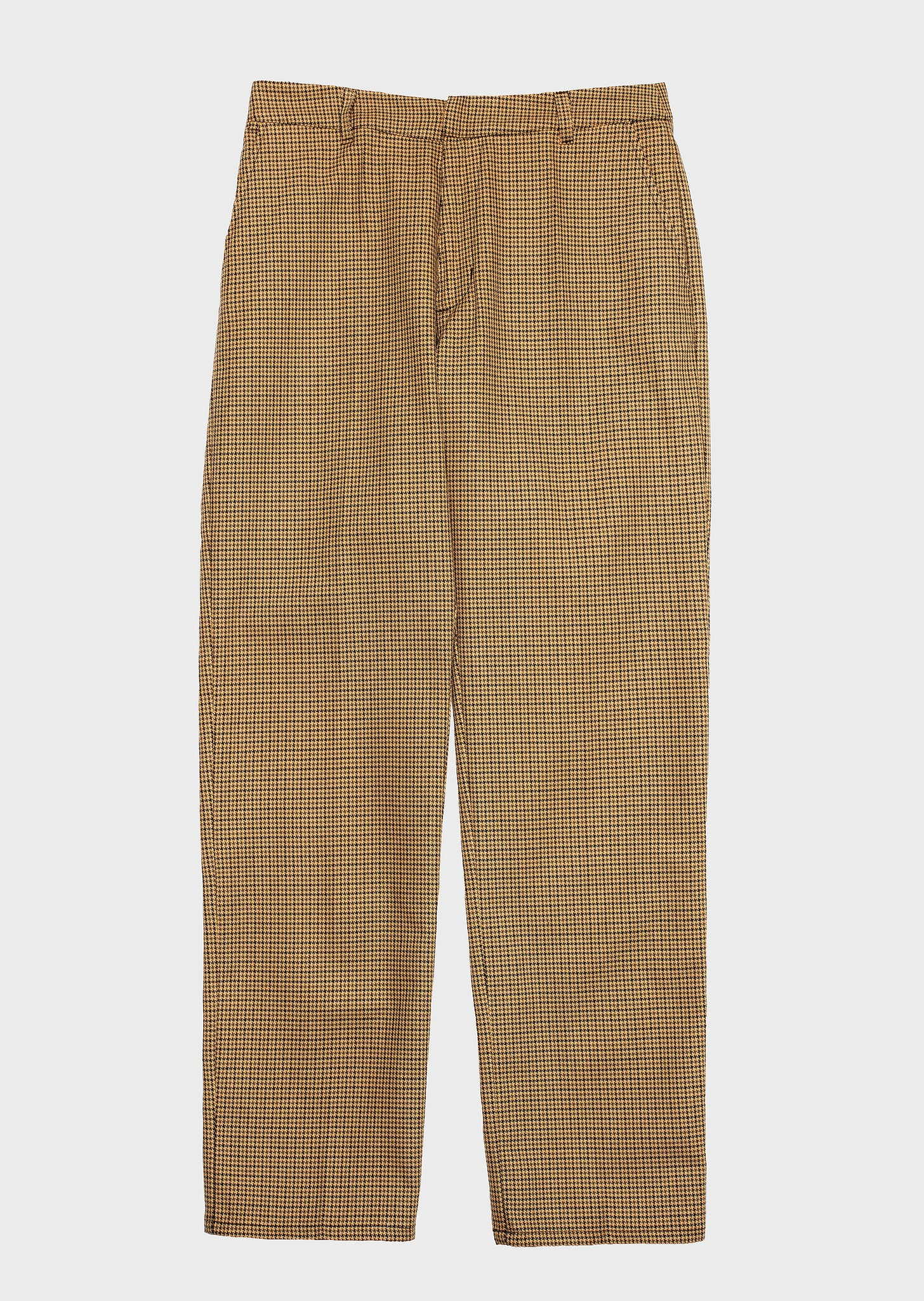 Wool Dress Pant - Houndstooth