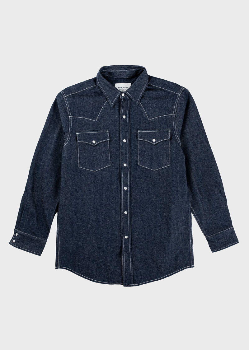 Gold Digger Denim Shirt