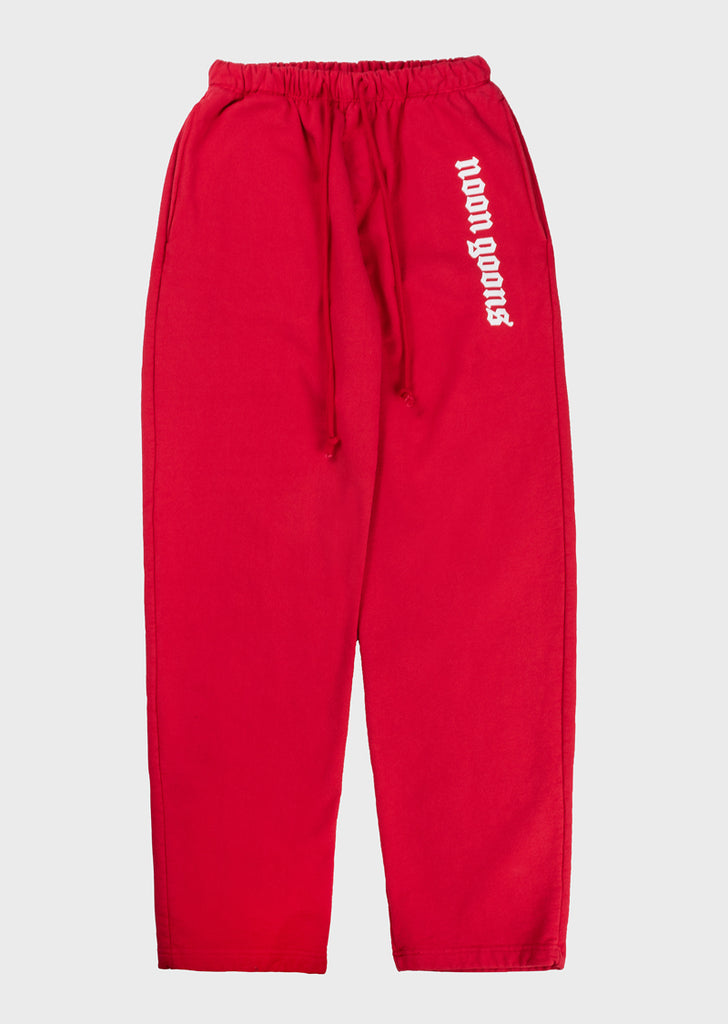 Icon Sweatpant - Red