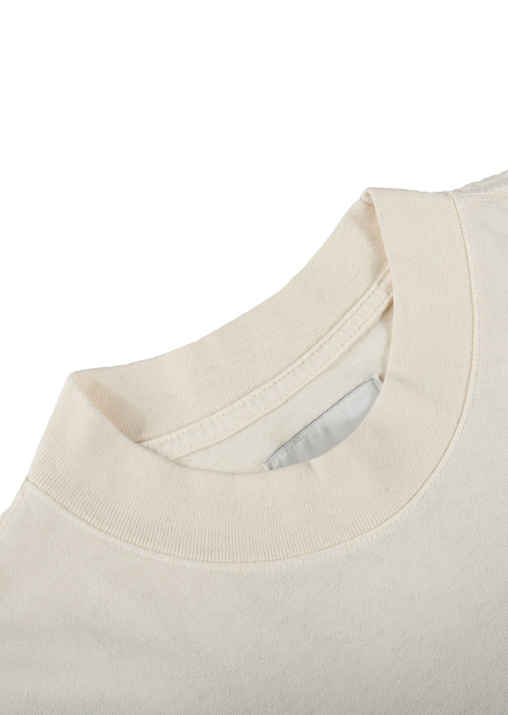 L8 Night Mock Neck - Off White