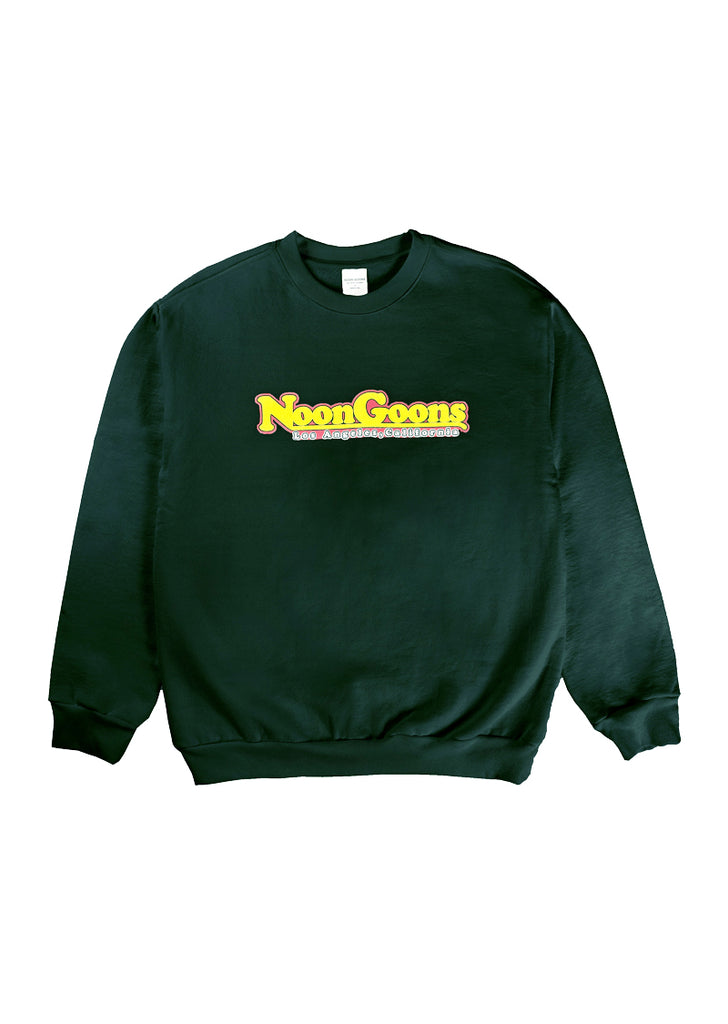 Pinned Crewneck - Forest